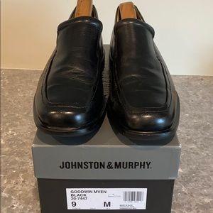 Johnston & Murphy men's shoes 9M